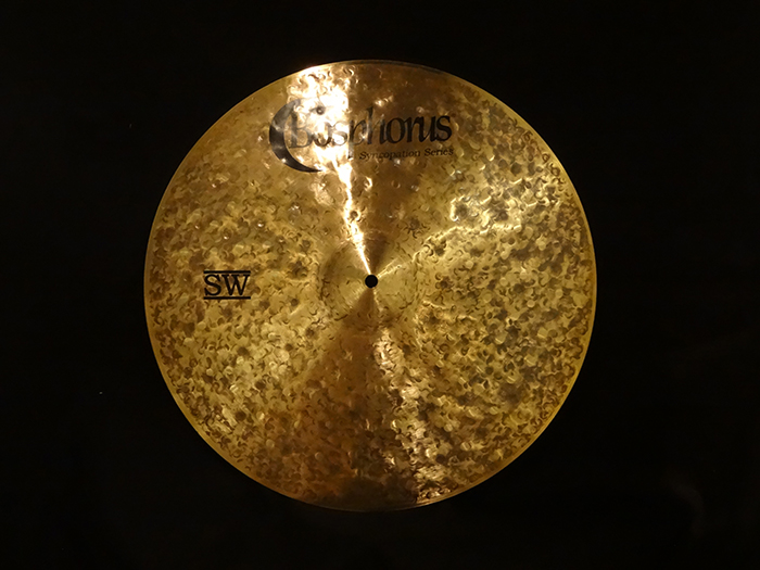 "【新品特価30%OFF!】Syncopation series SW 18"" Crash"