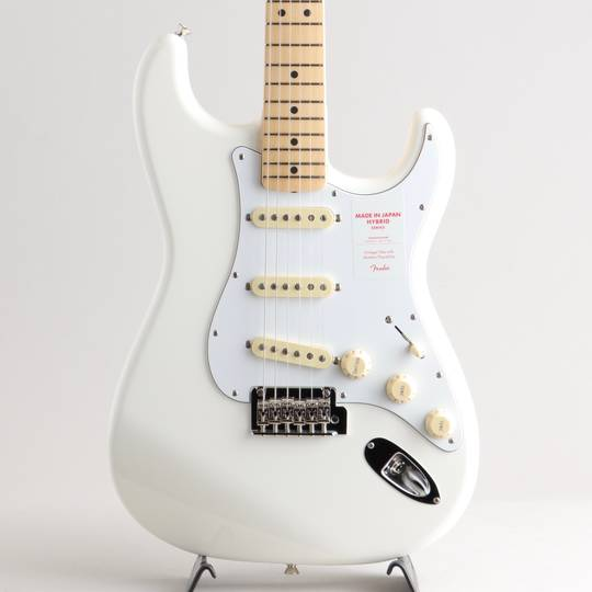Made In Japan Hybrid 68 Stratocaster/Arktic White