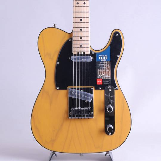 American Elite Telecaster/Butterscotch Blonde/Maple【S/N:US19009561】