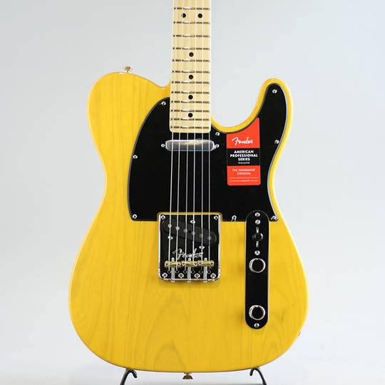 American Professional Telecaster/Butterscotch Blonde/M
