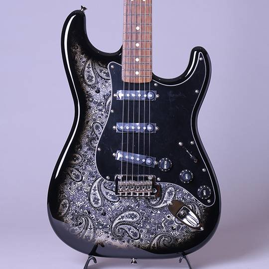 Limited Stratocaster/Black Paisley【S/N:JD19017379】