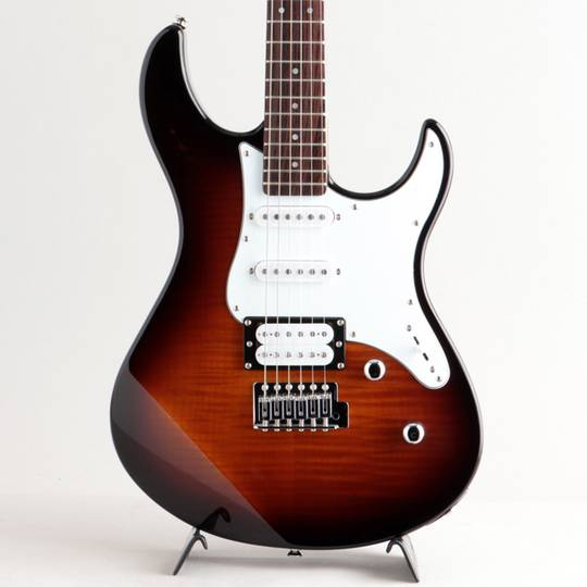 PACIFICA212VFM Tobacco Brown Sunburst