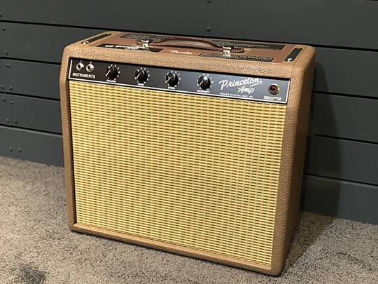 '62 Princeton Amp Chris Stapleton Edition