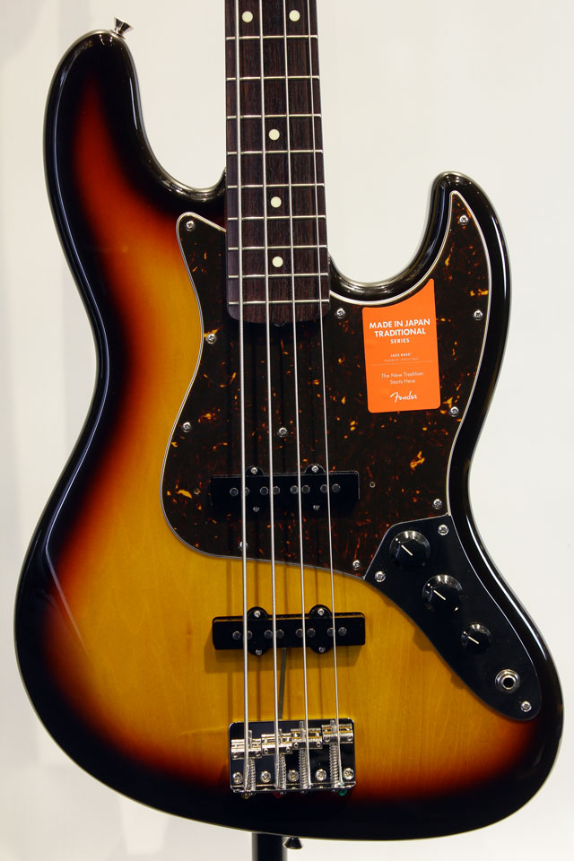 Traditional '60s Jazz Bass (3TSB)