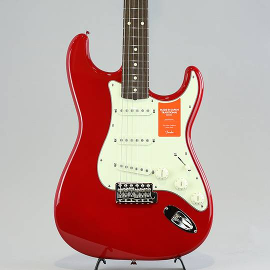 Made In Japan Traditional 60s Stratocaster/Torino Red【S/N:JD19008737】