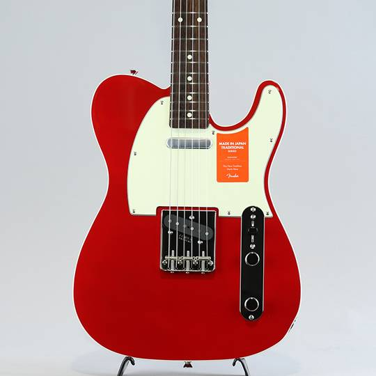 Made In Japan Traditional 60s Telecaster Custom/Torino Red【S/N:JD18013983】
