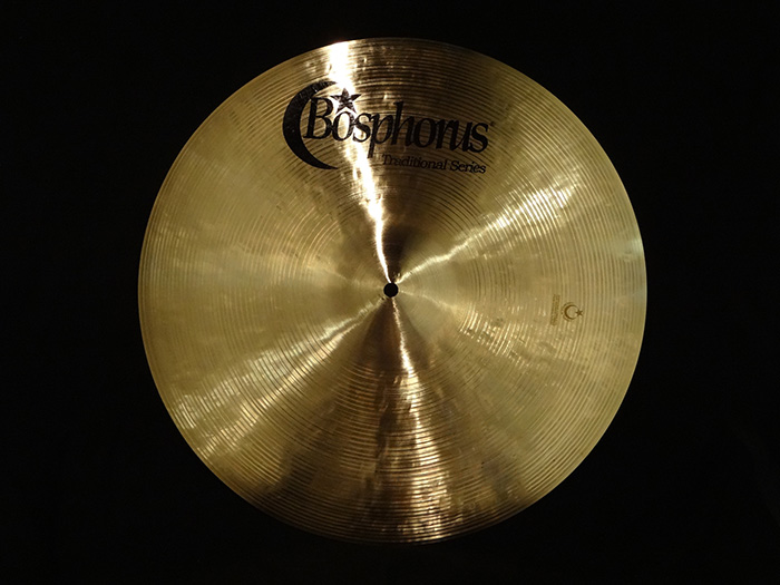 "【新品30%OFF!!】TRADITIONAL 18"" Thin Crash 1350g"
