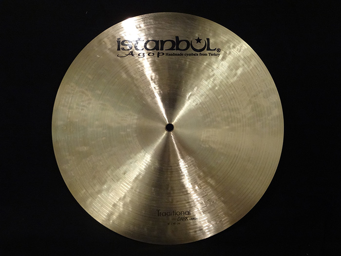 "【新品特価30%OFF】Traditional Series 16"" Dark Crash 1018g"