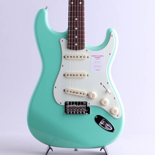 Made in Japan Hybrid 60s Stratocaster/Surf Green