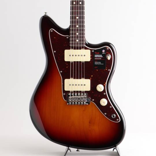 American Performer Jazzmaster/3-Color Sunburst/R【S/N:US20031953】