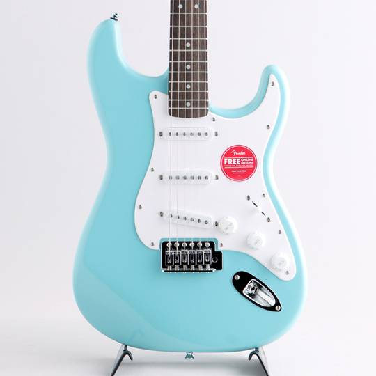 Bullet Strat with Tremolo Tropical Turquoise