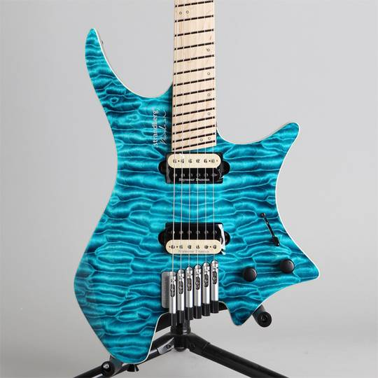 Boden J6 Standard 5A Quilted Maple Turquoise