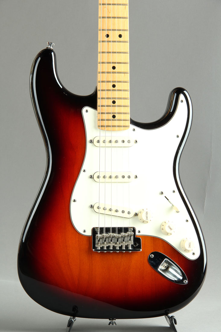 American Standard Stratocaster Upgrade /3CS