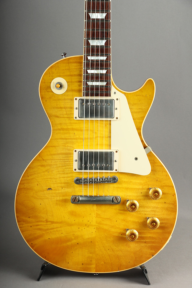 "Collector's Choice #45 1959 Les Paul ""Danger Burst""【CC 45A 064】"