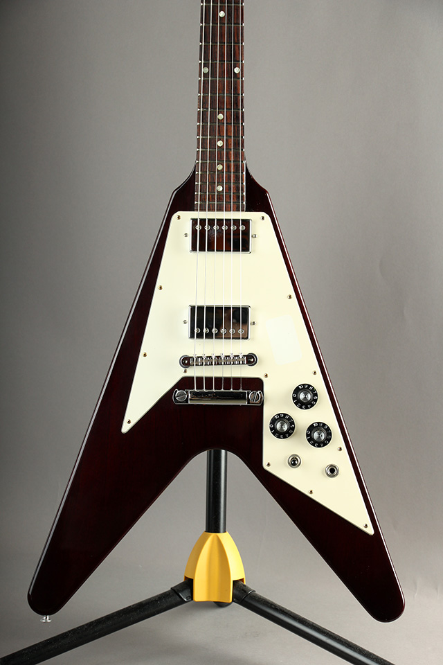 70's Flying V Dot Inlay VOS / Dark Cherry 2013