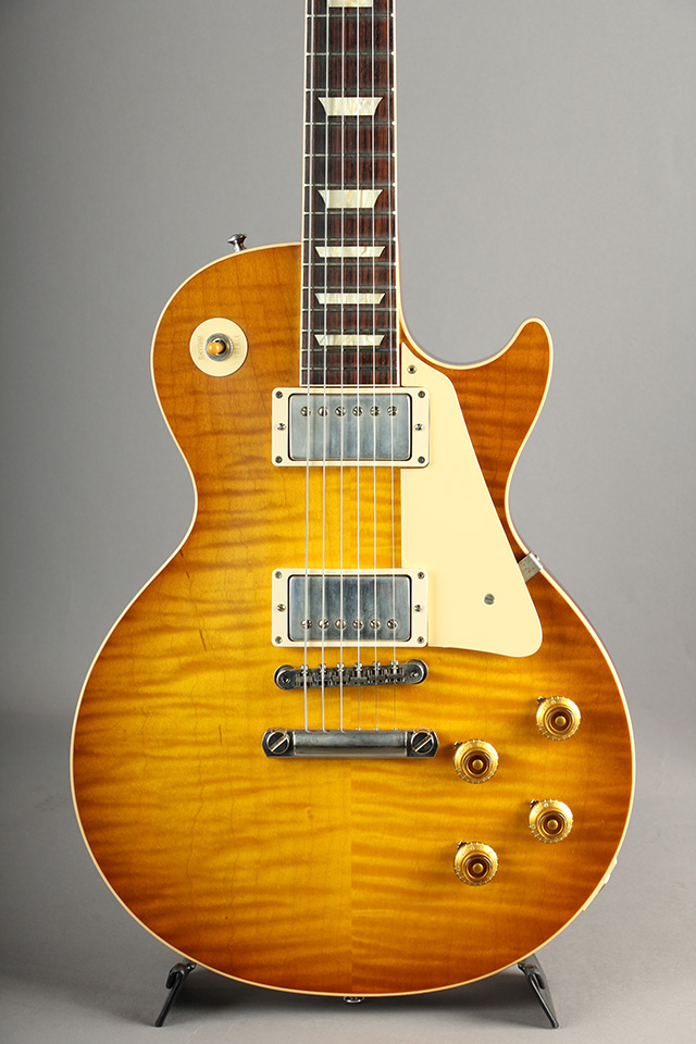 Historic Collection 1958 Les Paul Hand Select Top VOS Golden Poppy Burst
