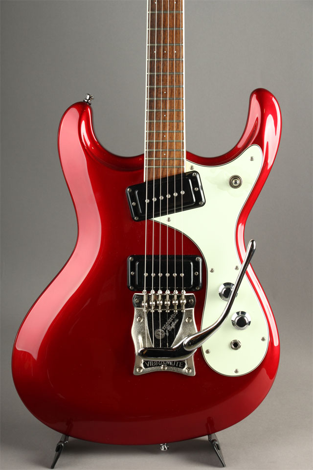 Super Custom 65 Metallic Red