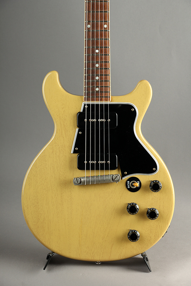 Historic Collection 1960 Les Paul Special Double Cut VOS TV Yellow 2011