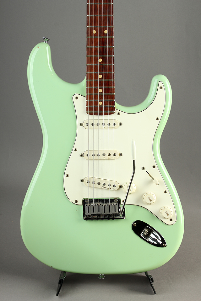 Custom Stratocaster Surf Green 2000