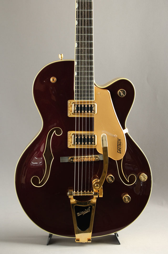 G5420TG 135th Anniversary LTD 2-Tone Dark Cherry Metallic/Casino Gold