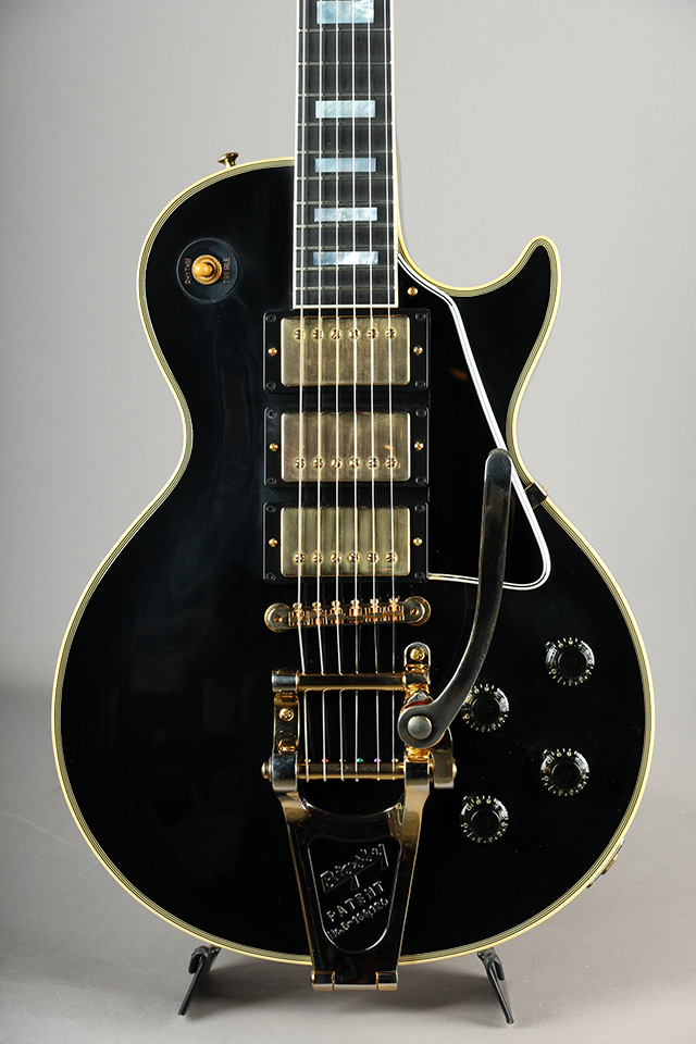 "Historic Collection 1957 Les Paul Custom 3PU ""Black Beauty"" w/Bigsby VOS"