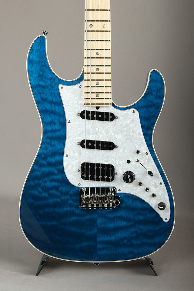 Studio Elite Transparent Blue 2020 S/N:J20141