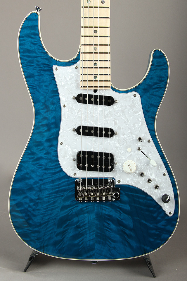 Studio Elite Transparent Blue 2021 S/N:J21003