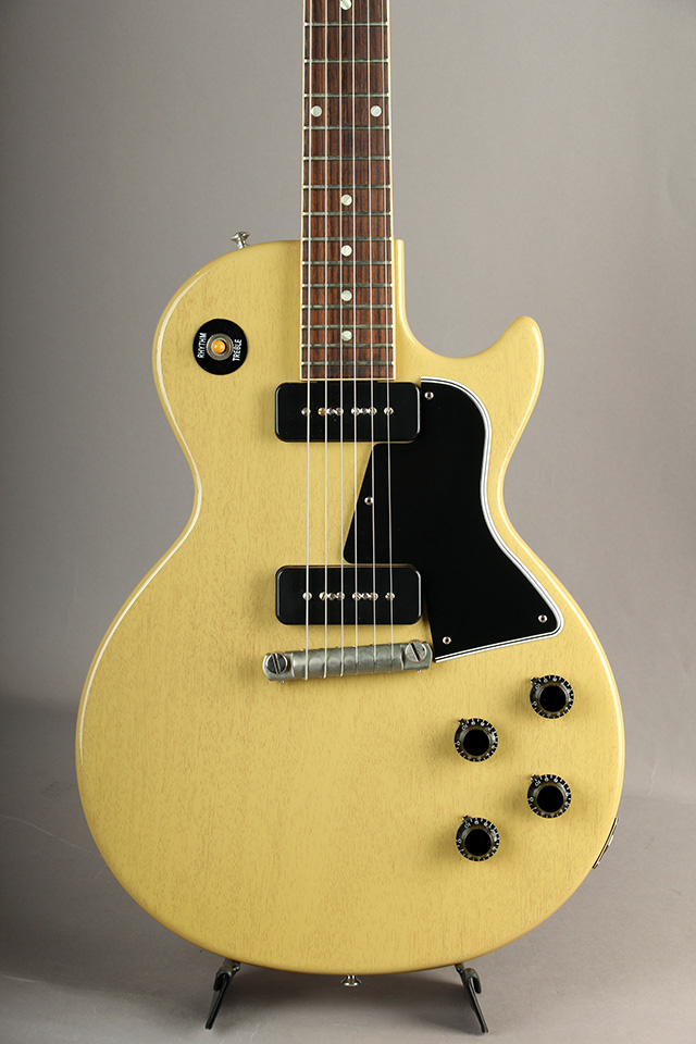 Historic Collection Limited Run 1960 Les Paul Special Single Cut VOS TV-Yellow