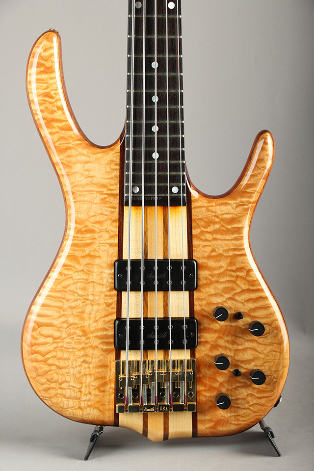 BSR5EG  5A Quilted Maple