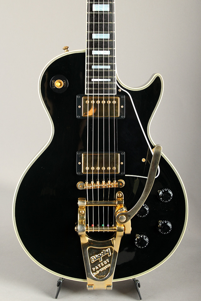 Historic Collection 1957 Les Paul Custom Ebony w/Bigsby