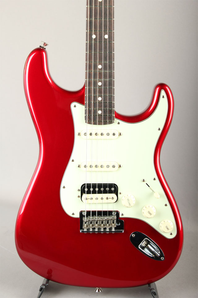 American Professional Stratocaster HSS Candy Apple Red