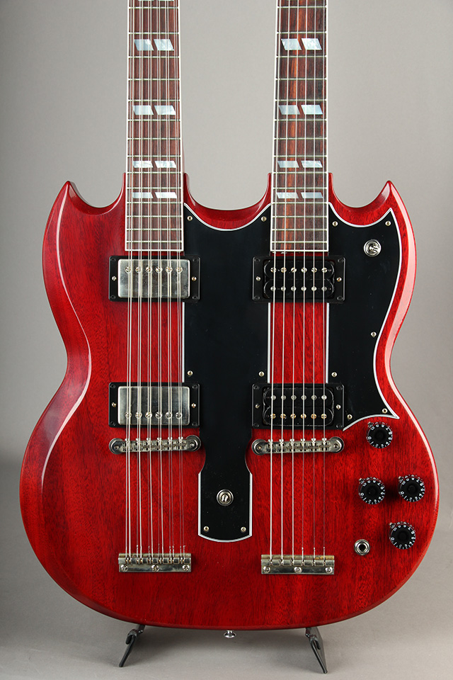 Limited Run Mid 60's EDS-1275 Double Neck VOS Heritage Cherry S/N:CS000437