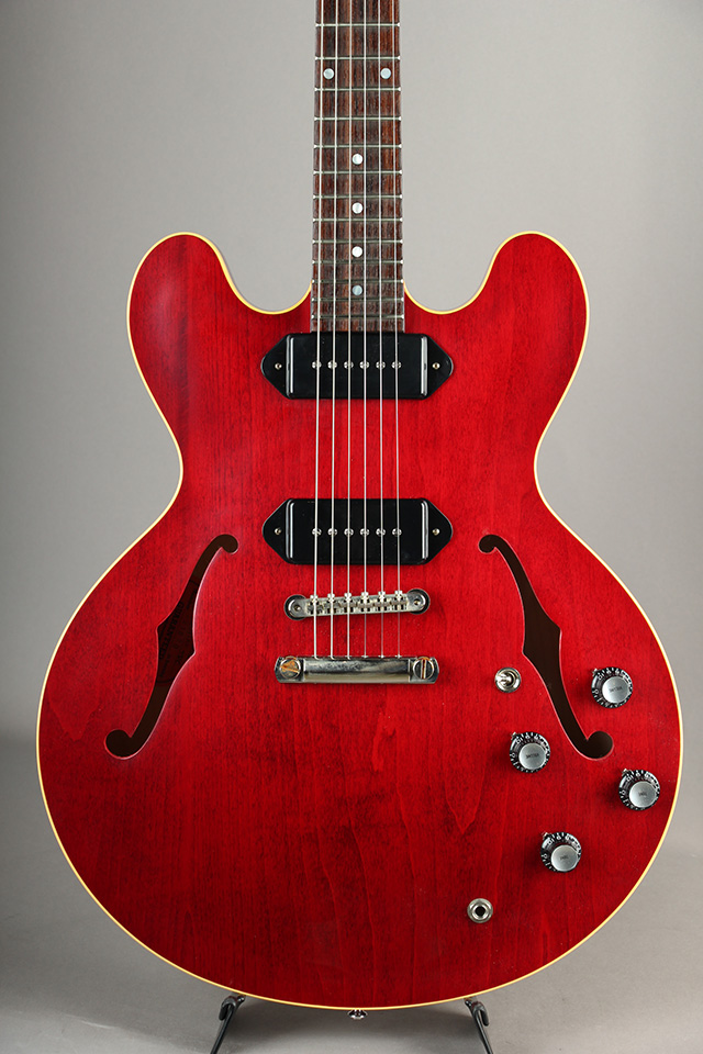 Limited Run 1959 ES-335 P-90 60's Cherry Grover VOS S/N:A91020