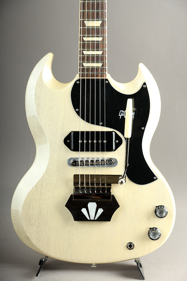 "Brian Ray '62 SG Junior ""White Fox"" S/N:BR 1028"