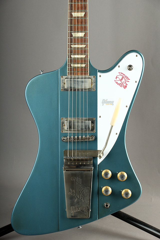 "1963 Firebird V w/Maestro VOS Light Antique Pelham Blue ""NAMM Select"" S/N:100225"