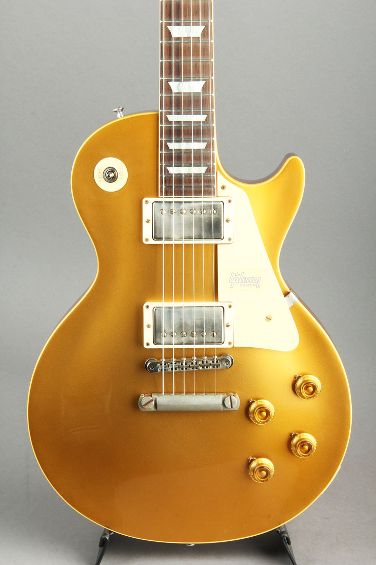 Limited Run Les Paul Standard Antique Gold VOS 【Pilot Run 006】【ローン36回無金利】