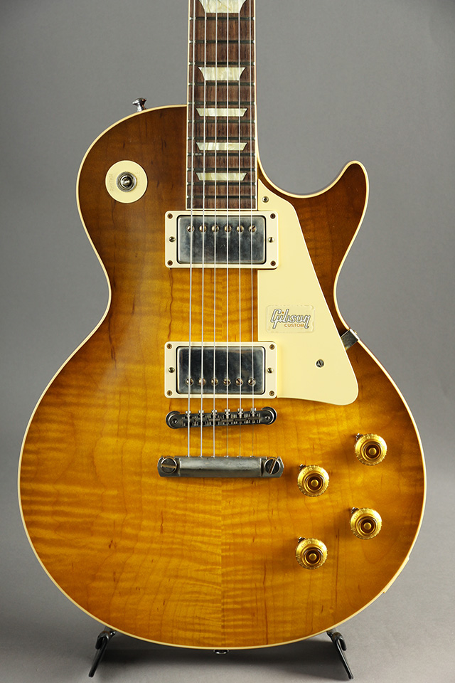 Historic Collection 1960 Les Paul Hand Select HRM Green Lemon Fade VOS 【S/N:0 9538】