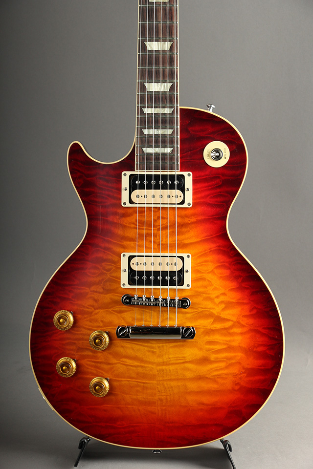 Historic Collection 60th Anniversary 1959 Les Paul 5A Quilt Left Hand Factory Burst