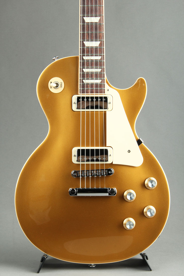 Les Paul Deluxe Gold Top Proprietary Gold Top 2019【ローン36回無金利】