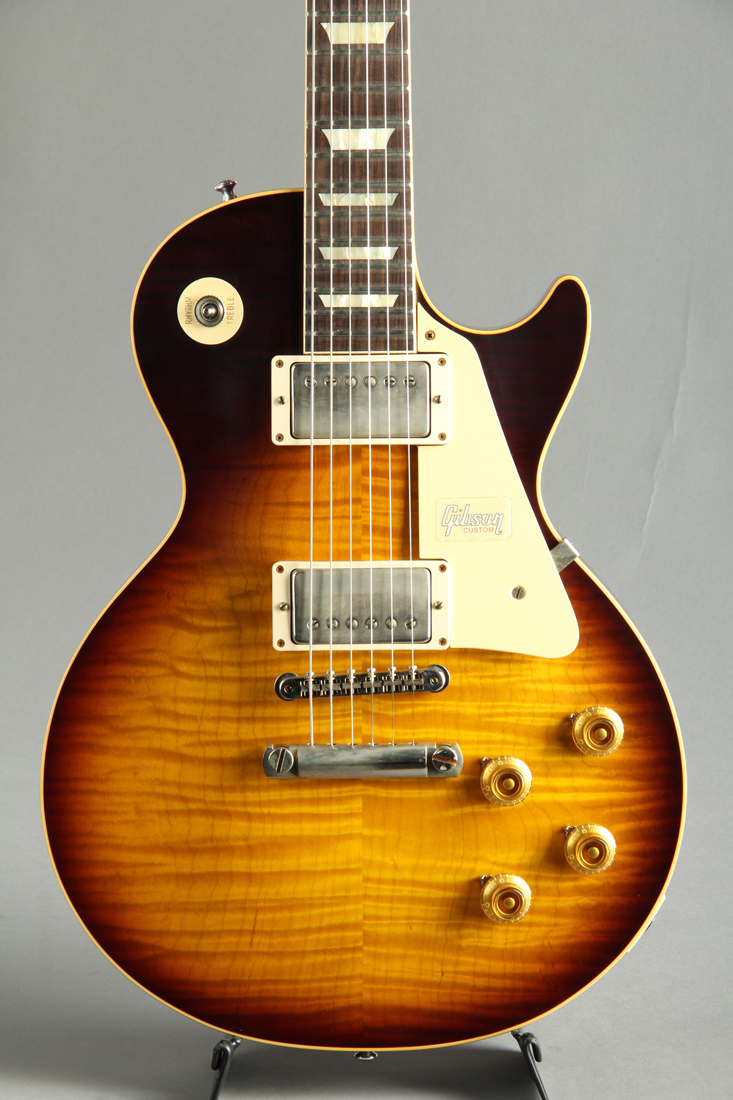 Historic Collection 60th Anniversary 1959 Les Paul Standard VOS Kindred Burst