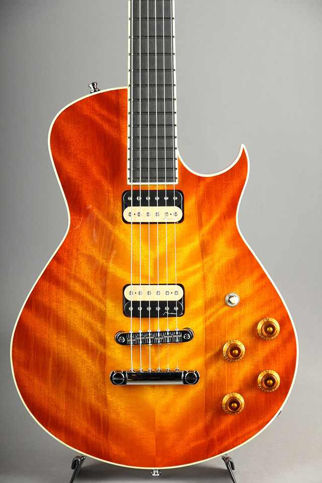"69 Burst ""Pre-Columbian Birch Top"""
