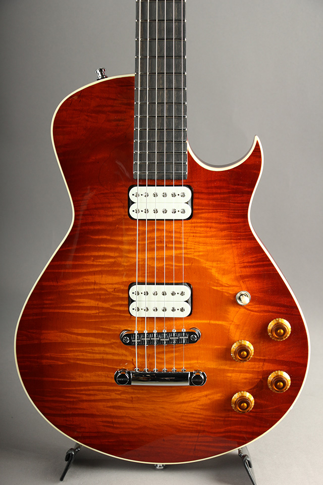69 Burst European Figured Maple Top