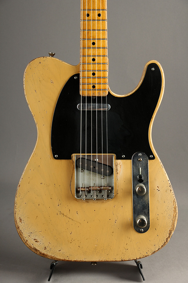 1950-52 Blackguard #0095 Medium Aging / C neck