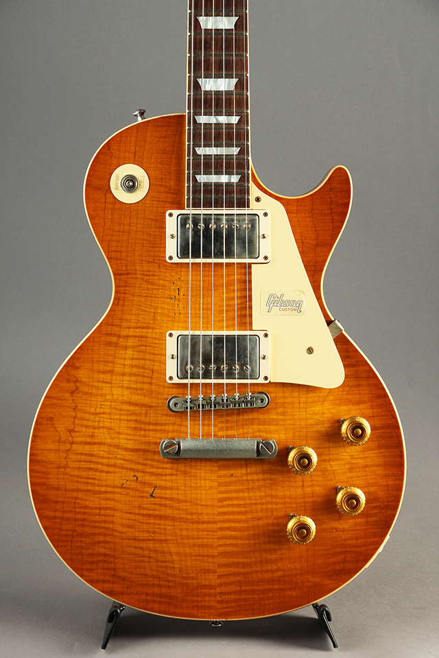 Historic Collection 1958 Les Paul Standard Hard Rock Maple Heavy Aged 【S/N:8 8861】
