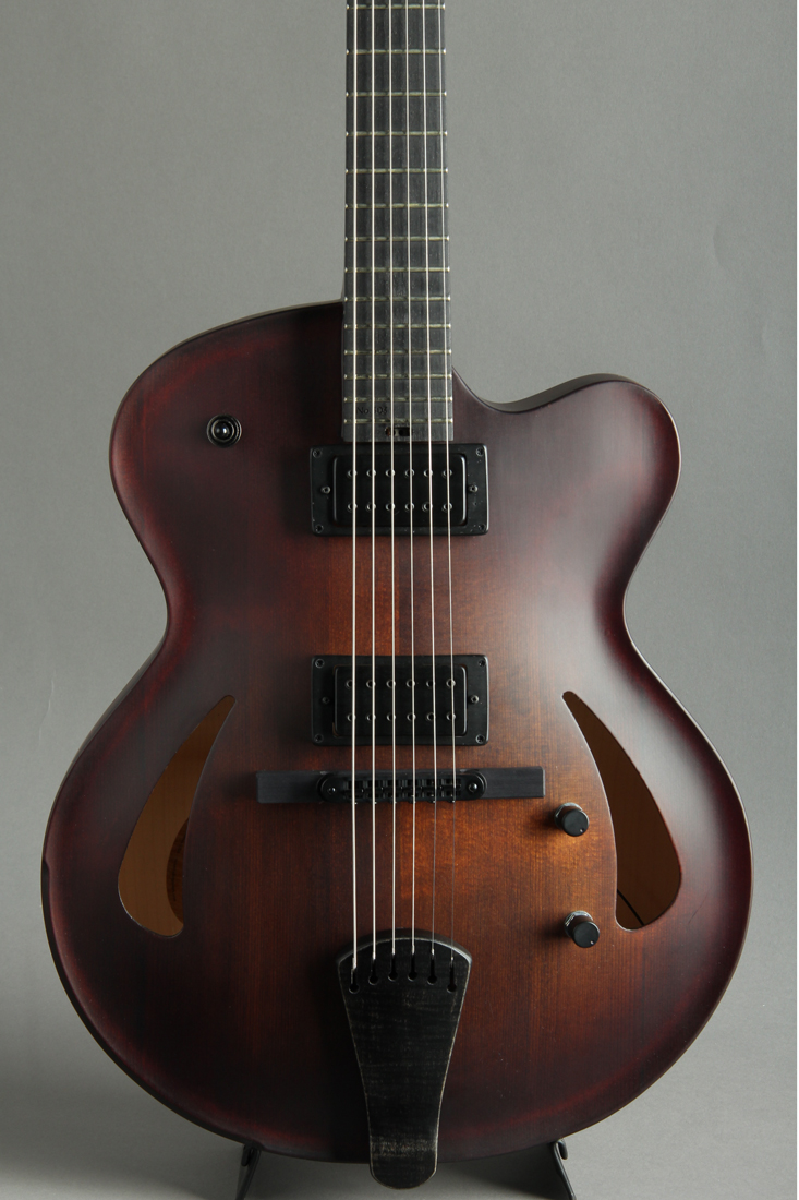 Model 15 Archtop