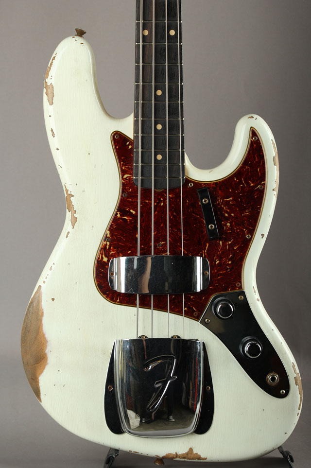 2020 Collection Custom Build 1960 Jazz Bass Heavy Relic
