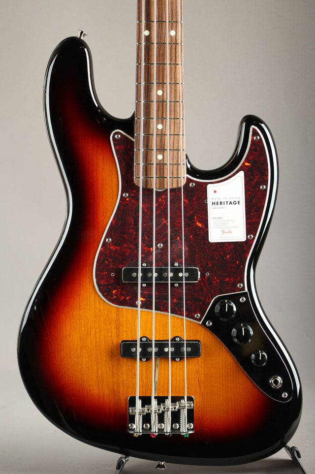 Made in Japan Heritage 60s Jazz Bass 3CS【S/N JD20004003】