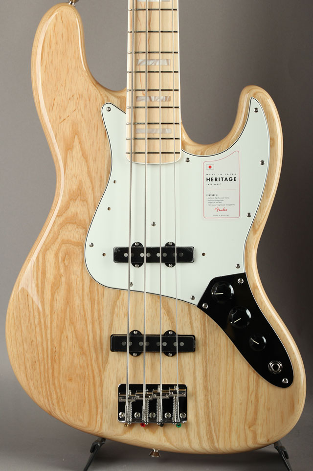 Made in Japan Heritage 70s Jazz Bass