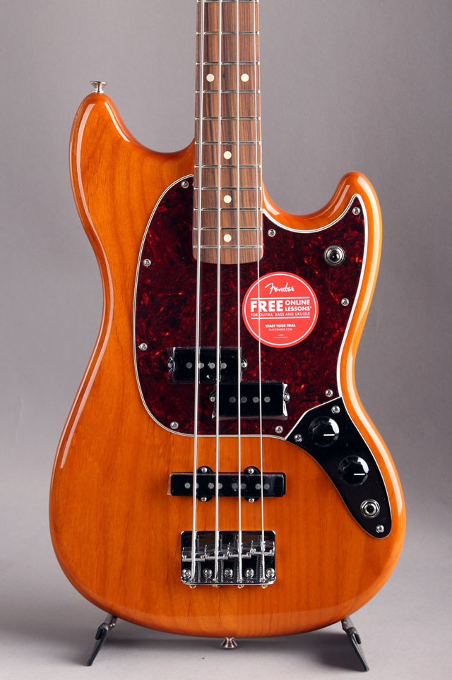 Player Mustang Bass PJ Aged Natural