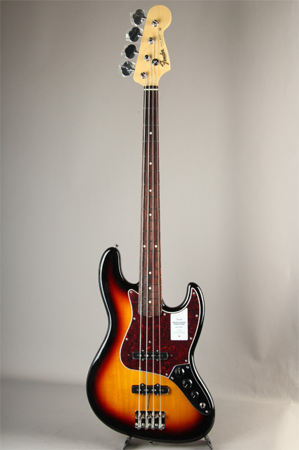 FENDER Made In Japan Traditional 60s Jazz Bass 3CS フェンダー サブ画像2